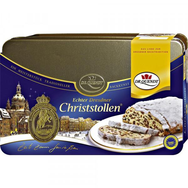 Dresdner Christstollen, Dose