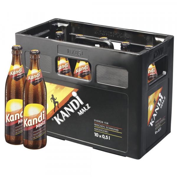 Malzbier, 10 x 0,5l (10 x 5 Liter)
