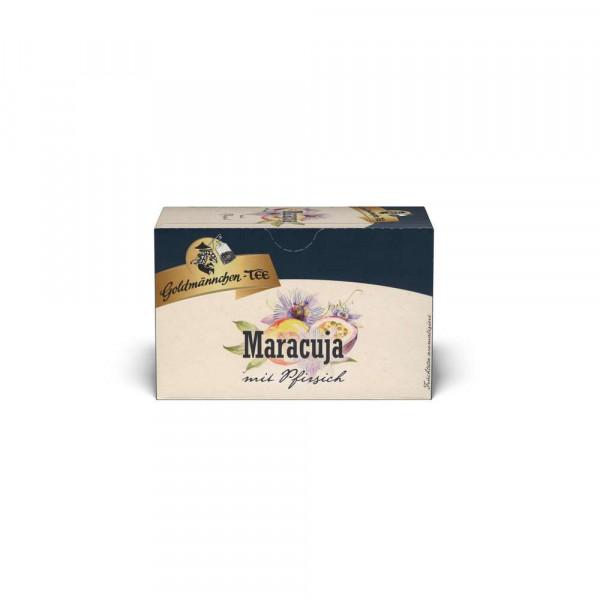 Früchtetee Maracuja/Pfirsich