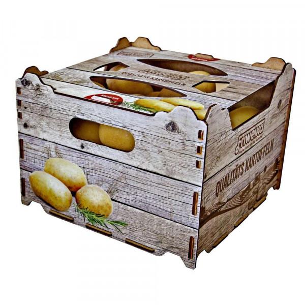 Kartoffeln vorwiegend festkochend, Netz
