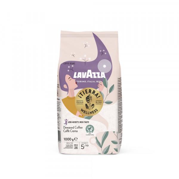 Tierra Wellness Kaffee, Bohnen