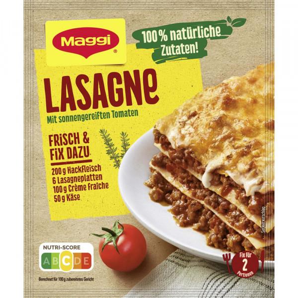 """Gewürzmischung """"Fix"""", Lasagne 100 % natürliche Zutaten"""