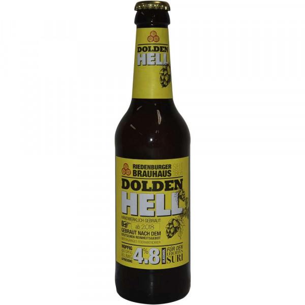 Dolden Hell Craft Beer 4,8% (24 x 0.33 Liter)