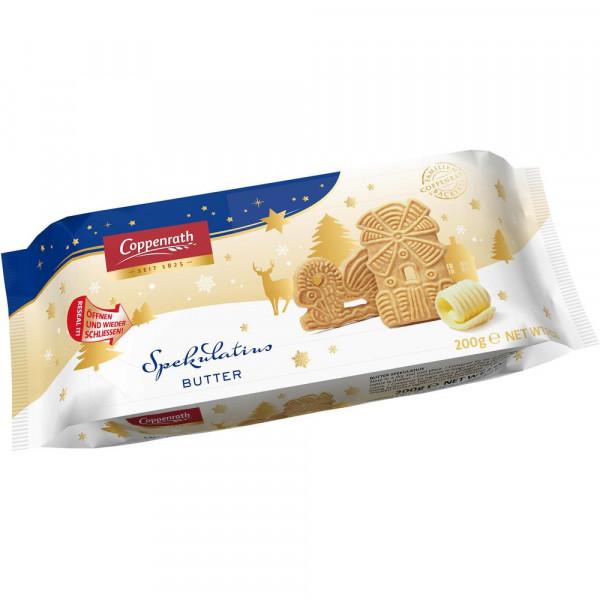 Spekulatius, Butter