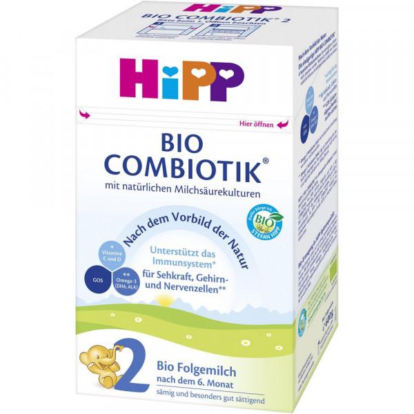 Bio Combiotik Folgemilch, 2