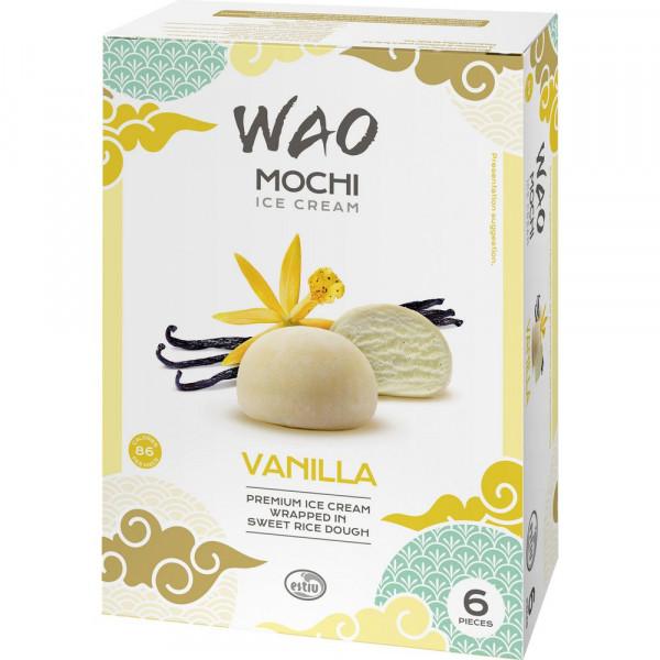 Mochi Eis, Vanille