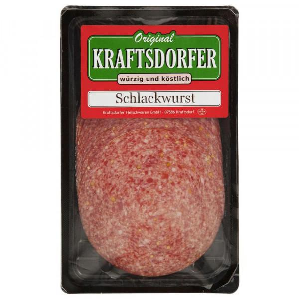 Schlackwurst Salami