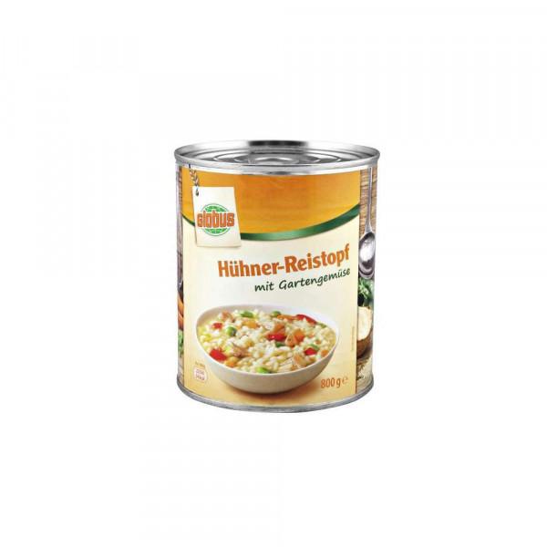 Hühner/Reis-Eintopf