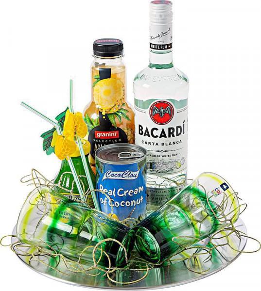 Präsentkorb Cocktails