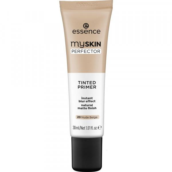 Make-Up My Skin Protector Tinted Primer, Nude Beige 20