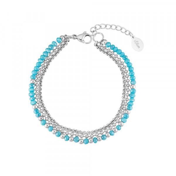 Damen Armband aus Edelstahl (4056867028318)