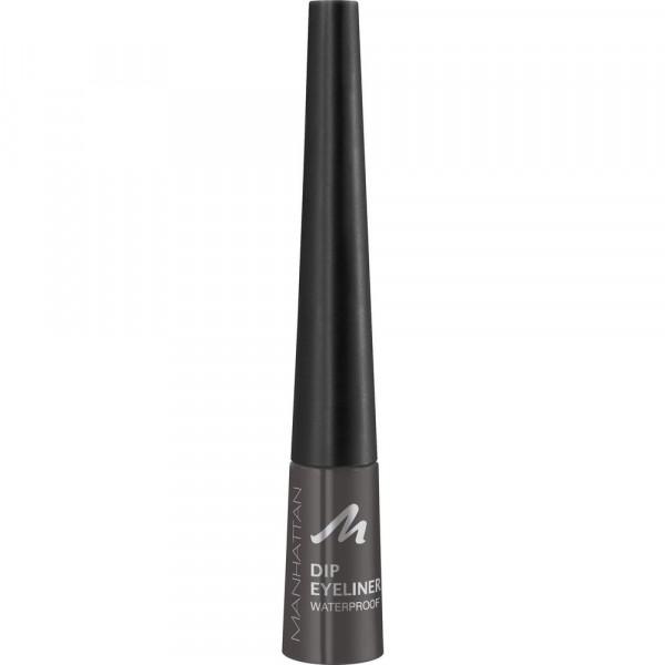 Dip Eyeliner Waterproof, Grey 109D