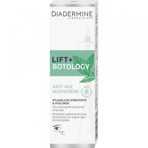 Anti Age Augencreme Lift + Botology