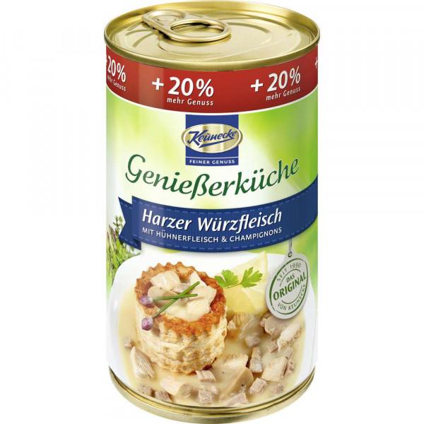 Harzer Würzfleisch +20% mehr Genuss