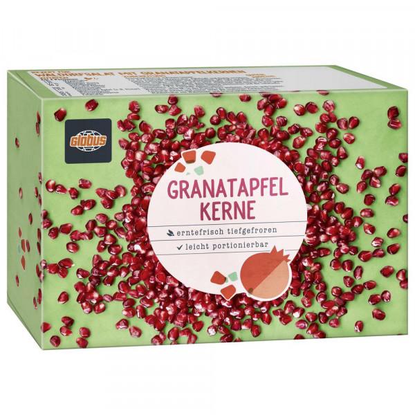 Granatapfelkerne, tiefgekühlt