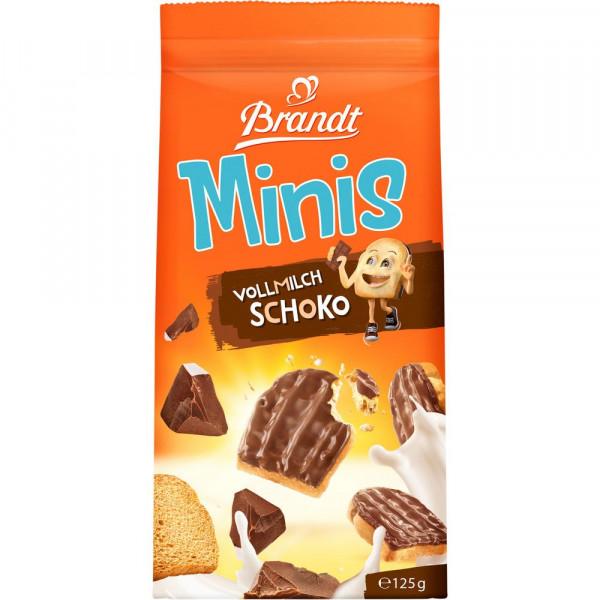 Mini-Zwieback, Schoko