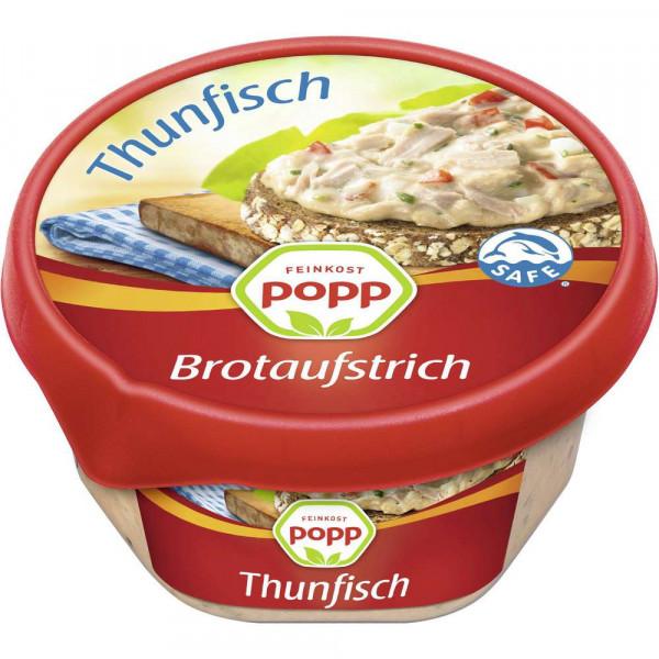 Brotaufstrich, Thunfisch