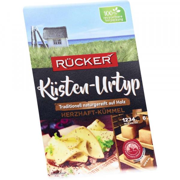 """Käsescheiben """"Küsten-Urtyp"""", Herzhaft-Kümmel"""