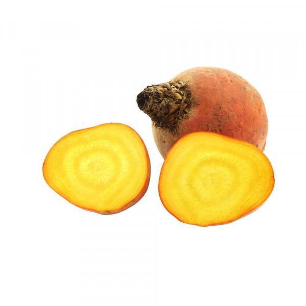 Gelbe Beete, Schale
