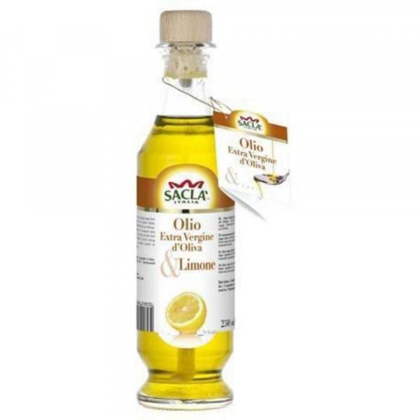 Olivenöl & Zitrone