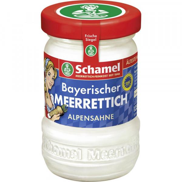 """Bayerischer Meerrettich """"Alpensahne"""""""