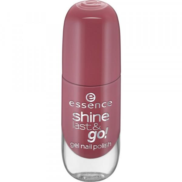 Nagellack Shine Last & Go, My Love Diary 48