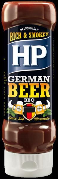 BBQ Sauce, German Beer