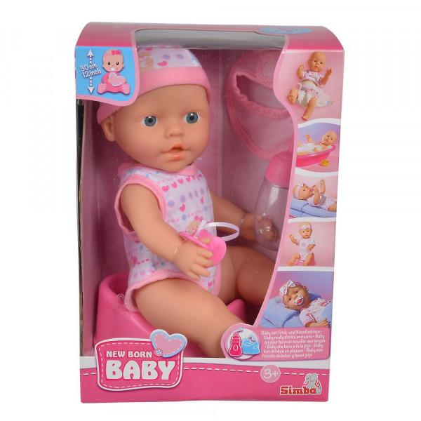 New Born Baby Entzückendes Baby Set