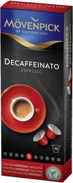 Kapseln, Espresso Decaffeinato