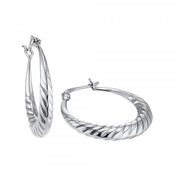 Ohrringe/ Creolen aus Silber 925 (4056866091184)