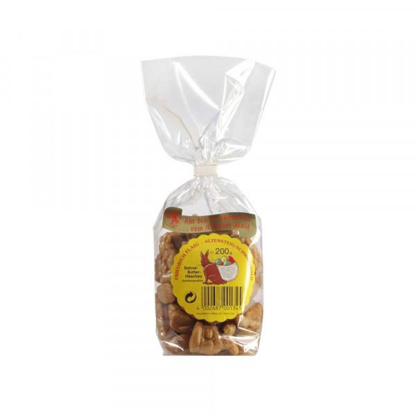 Sahne-Butter-Häschen Hartkaramellen