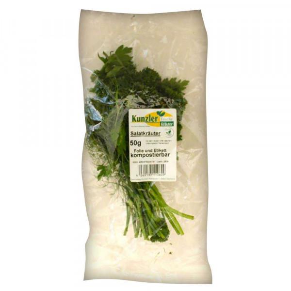 Salatkräuter, Bund