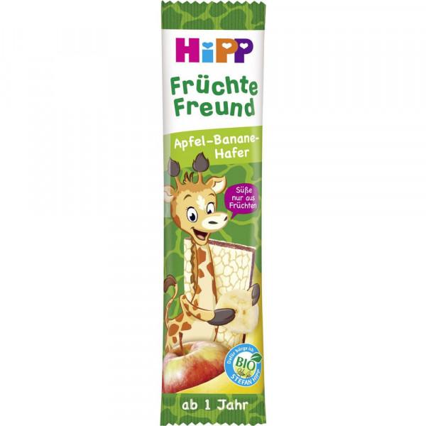 Bio Kinder Fruchtriegel, Apfel/Banane/Hafer