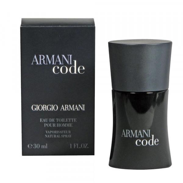 Herren Eau de Toilette Armani Code