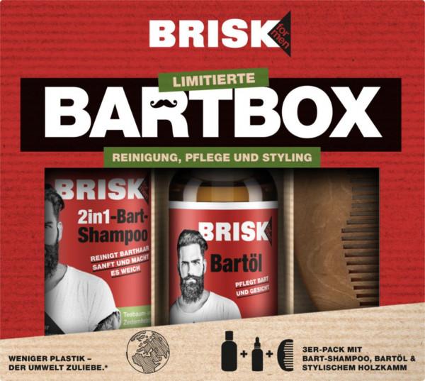 Geschenkset, Bartbox