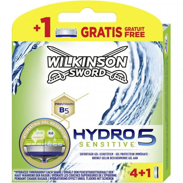 """Rasierklingen """"Hydro 5 Sensitiv"""" 4+1"""