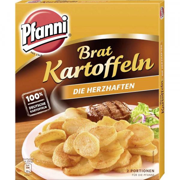 """Bratkartoffeln """"Die Herzhaften"""""""