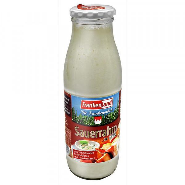 Sauerrahm, 20% Fett