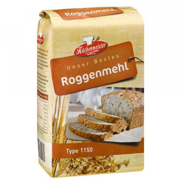 Roggenmehl T1150