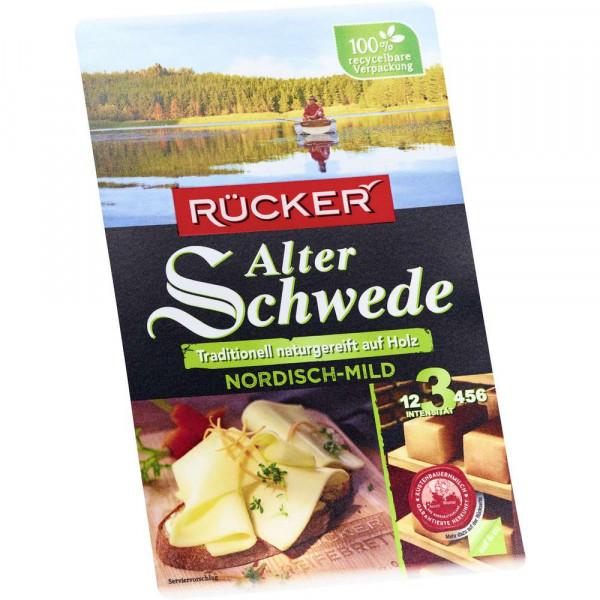 Käsescheiben Alter Schwede, nordisch-mild