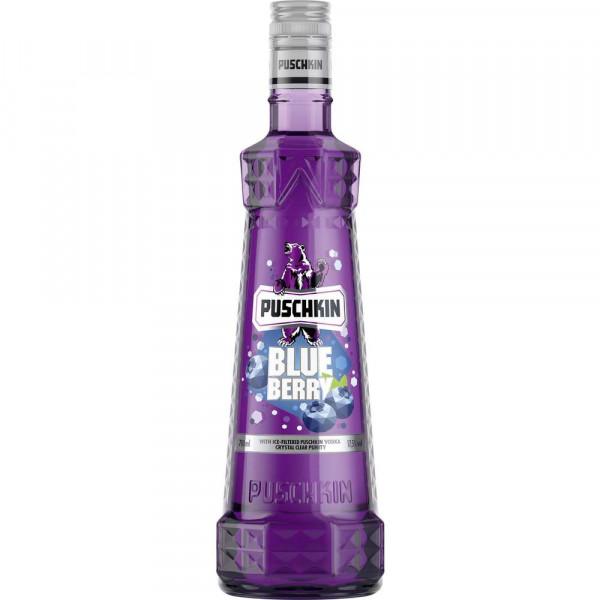 Vodka Blue Berry 17,5%