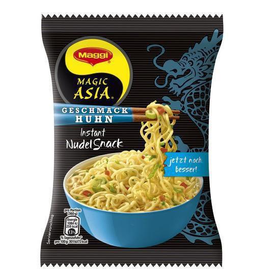 Magic Asia Instant Snack, Huhn