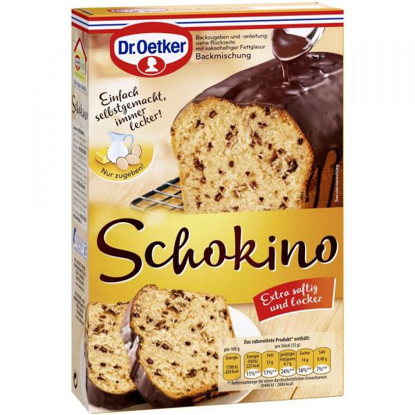"Backmischung ""Schokino"", Schokoflocken"