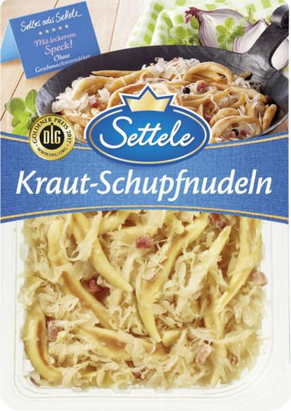 Kraut-Schupfnudeln