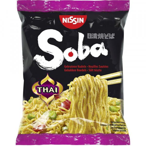 "Gebratene Nudeln ""Soba Bag"", Thai"