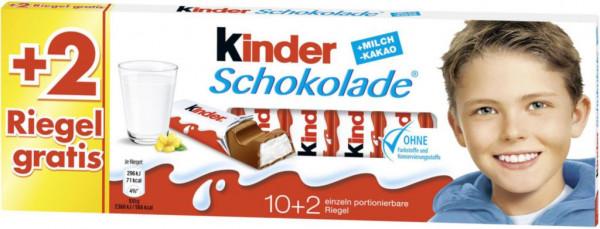 Schoko Riegel +2
