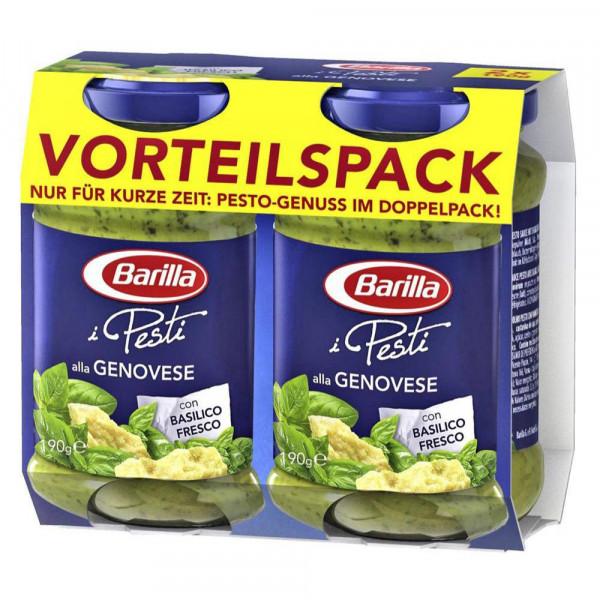 """Pesto """"Doppelpack"""", Genovese"""