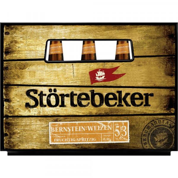 Bernstein Weizenbier 5,3% (20 x 0.5 Liter)