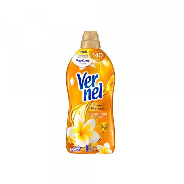Vernel Weichspüler Aroma Therapie Frangipani, 34WL