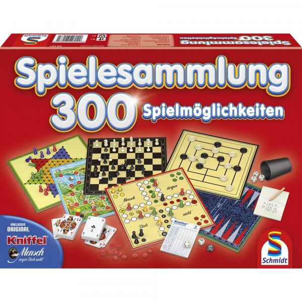 300 Spiele Sammlung